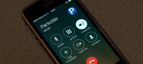 2016.10.26. mobilparkolasnepszeru a mobilparkolas