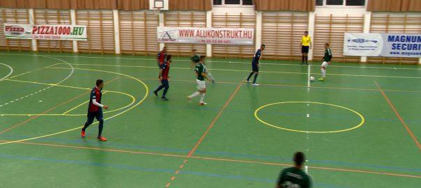 regionalis futsal bajnoksag