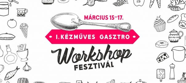 kezmuves gasztro workshop