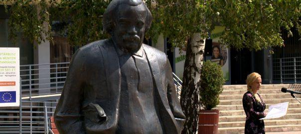 Névadójuk születésének 139. évfordulóját ünnepelte a Móricz Zsigmond Megyei és Városi Könyvtár.