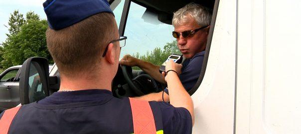 Ismét ellenőrzést indított a rendőrség, ezen a héten az ittas vezetőket szűrik.