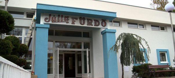 Október harmincegyedikén nyitja meg újra kapuit a vendégek előtt a Júlia Fürdő Nyíregyházán.