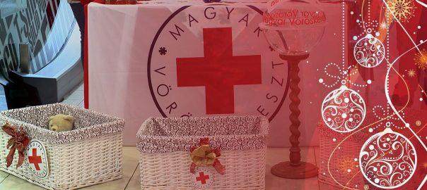 Sajátmárkás termékeik megvásárlásával is segíthetik a Magyar Vöröskereszt adománygyűjtő munkáját az adakozók.