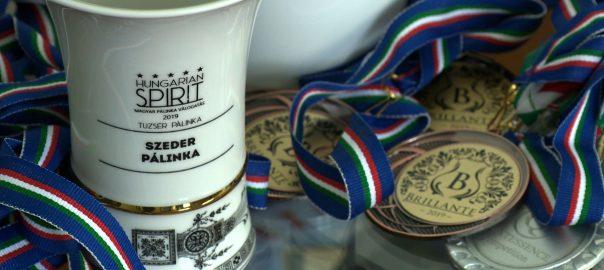 Az év kereskedelmi főzde és az év pálinkája díjat is a Tuzséri Pálinka Manufaktúra nyerte a Gyulai Pálinkafesztiválon.