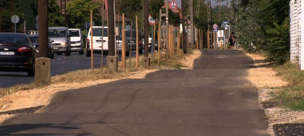 Több mint hét kilométeres szakasszal bővült a nyíregyházi kerékpárúthálózat, így újabb városrészek lettek elérhetőek két keréken.