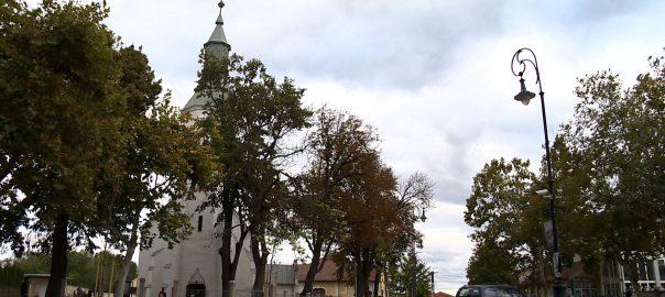 mateszalka templom