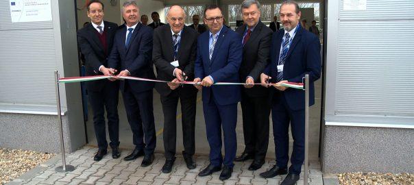 156 millió forintos eszközfejlesztési és 192 millió forint csarnoképítési projekt zárult az egyik Tiszavasváriban működő cégnél.