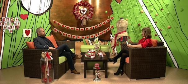Párválasztás, a jó házasság titka és dekoráció a valentin-napi Víg-Kendben