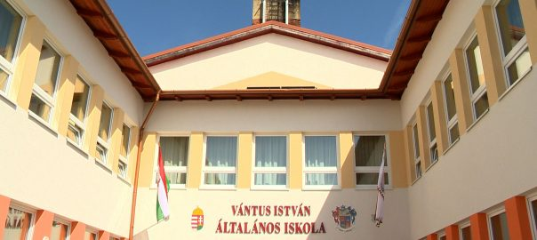 Megújult a nyírbogáti iskola