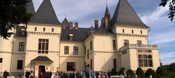 Turisztikai fejlesztés az Andrássy-kastélyban