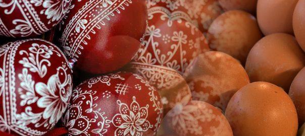 az éves tojásmennyiség tizenöt százalékát húsvétkor fogyasztjuk el.