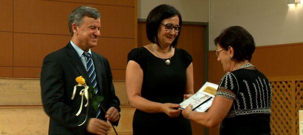 Az egészségügyben dolgozók kaptak kitüntetést a Semmelweis-napon