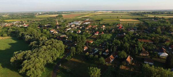 gavev magyar falu