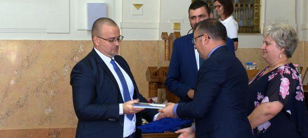 Köztisztviselőket díjaztak Nyíregyházán