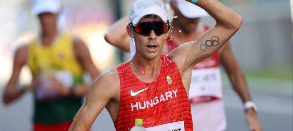 Kihozta magából a maximumot az olimpián a nyíregyházi Helebrandt Máté