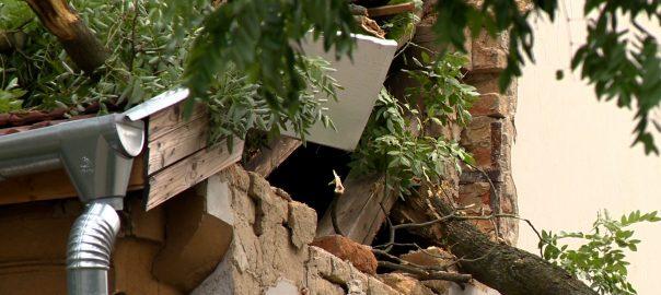 Szabolcs-Szatmár-Bereg megyét sem kerülte el az újabb vihar