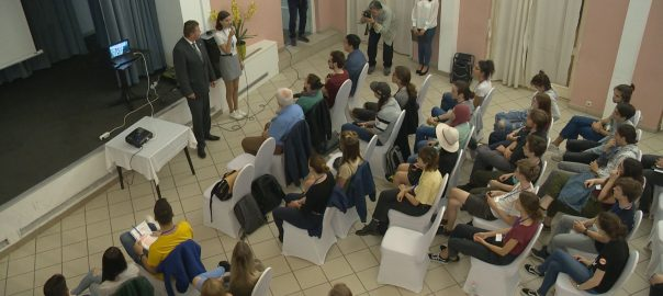 Nemzetközi Ifjúsági Találkozót tartottak Nyíregyházán