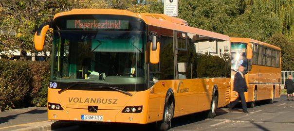 Több mint félszáz új autóbusz kezdett közlekedni a megyében